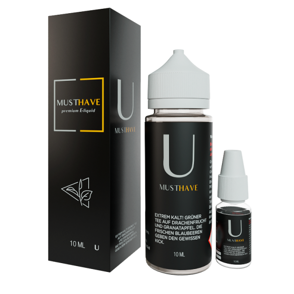 MUSTHAVE U 10ml Aroma