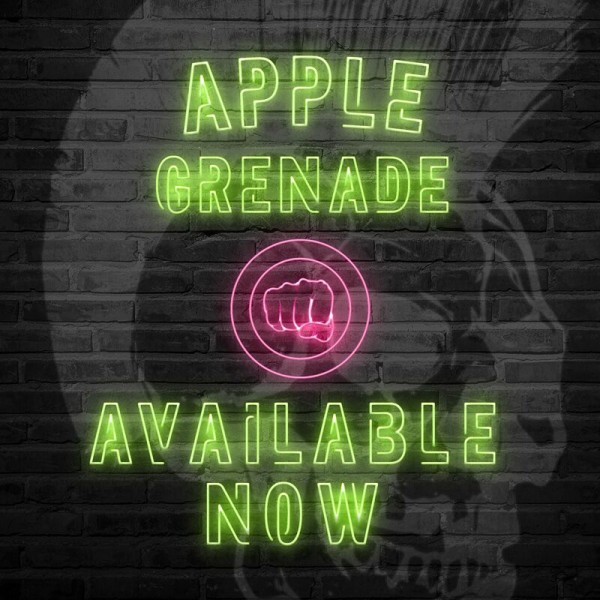 Punk Grenade by Riot Squad - Apple Grenade
