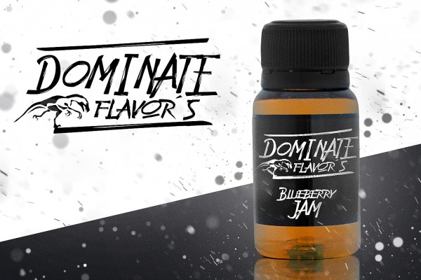 Dominate Flavors - Blueberry Jam