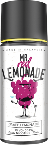 Mr. Red Lemonade