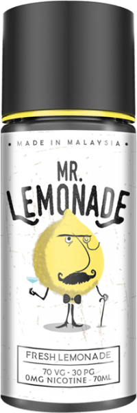 Mr. Lemonade - 70ml / 100ml