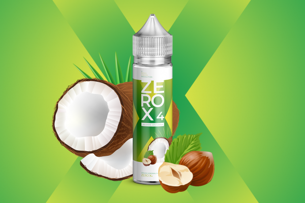 ZERO X4 - The Coco-Hazel Alliance - 10ml / 60ml
