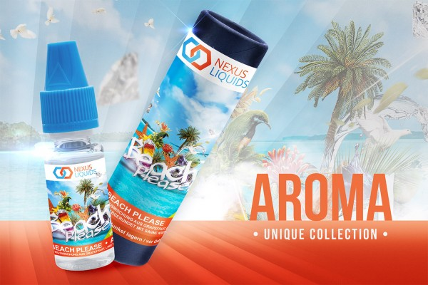 Nexus Liquids Beach Please - Aroma 10 ml