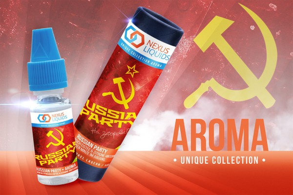 Russian Party - Aroma