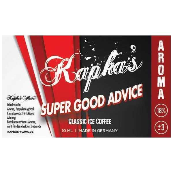 Kapkas - Super Good Advice