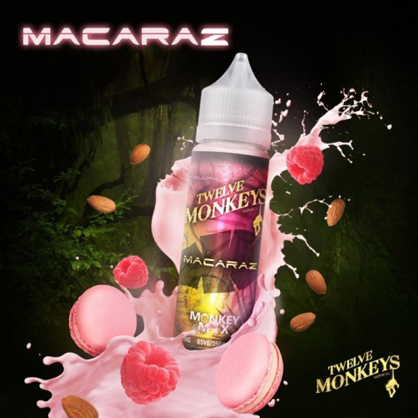 Twelve Monkeys - MacaRaz 50ml