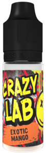 Crazy Lab - Exotic Mango 10ml