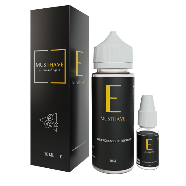 MUSTHAVE E 10ml Aroma