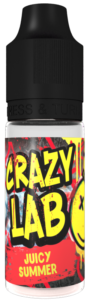 Crazy Lab - Juicy Summer 10ml