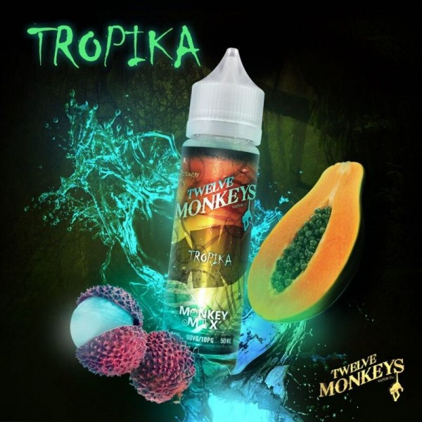 Twelve Monkeys - Tropika 50ml