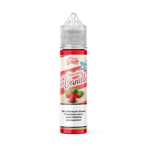 Flavour Smoke - Strawberry Vanille on Ice