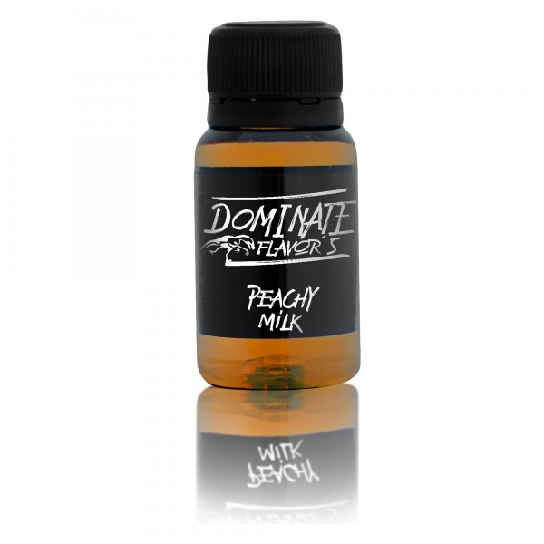 Dominate Flavors - Peachy Milk