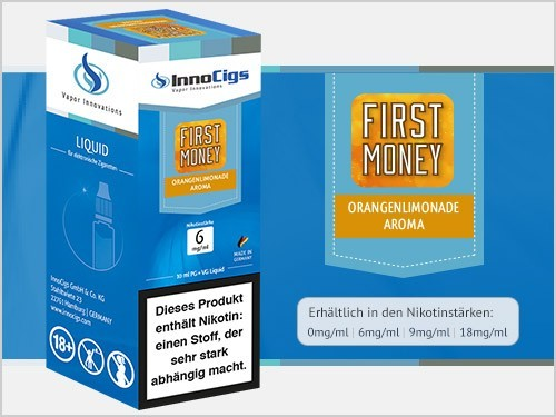 InnoCigs First Money