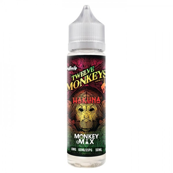 Twelve Monkeys - Hakuna 50ml
